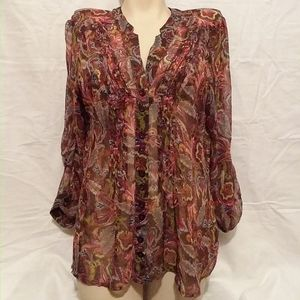 Christopher and Banks blouse